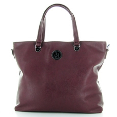SHOPPING BAG BORDEAUX ARMANI